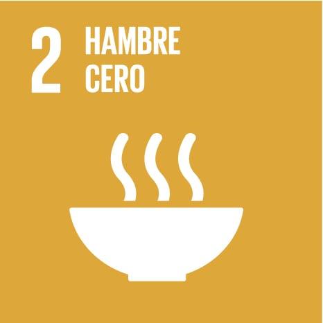 Objetivo de desarrollo sostenible 2: hambre cero