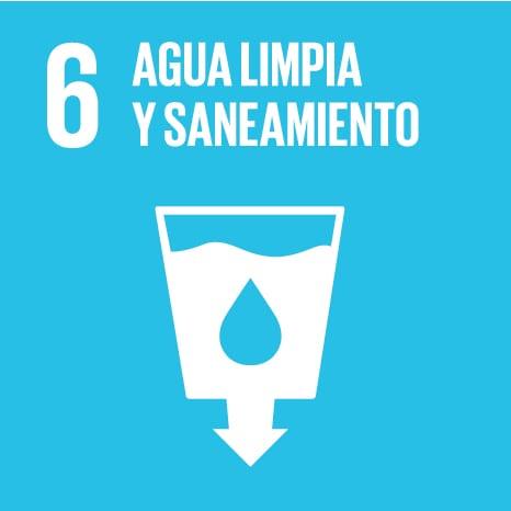 Objetivo de desarrollo sostenible 6: agua limpia