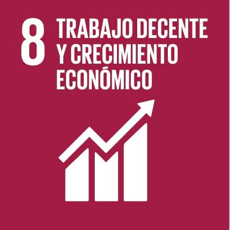 Objetivo de desarrollo sostenible 8:trabajo decente
