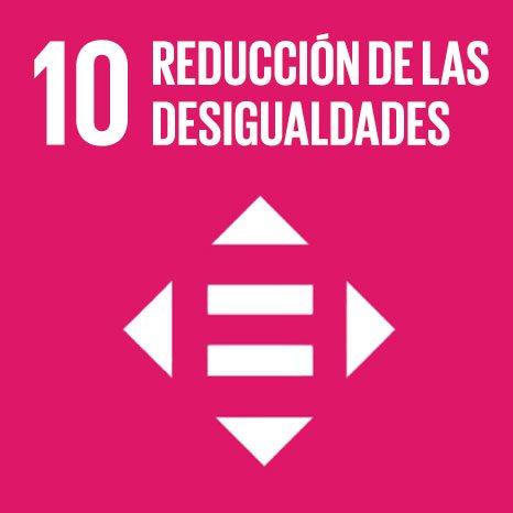 Objetivo de desarrollo sostenible 10:reduccion desigualdad