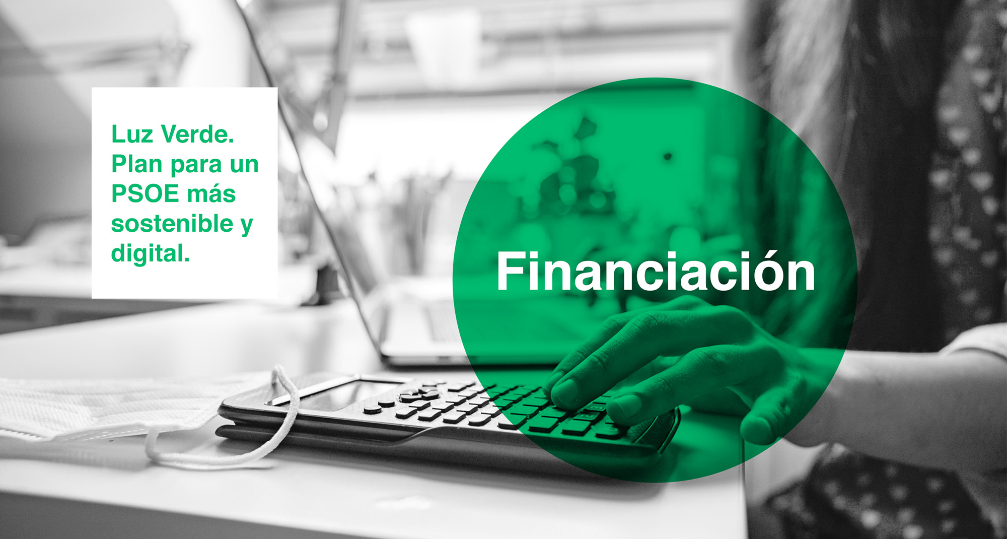Financiación Plan de Transformación Ecológica y Digital