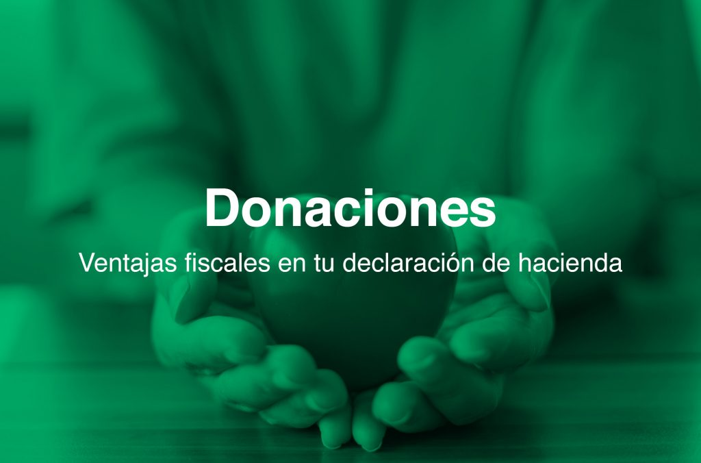 donaciones verdes. Financiación Plan de Transformación Ecológica y Digital